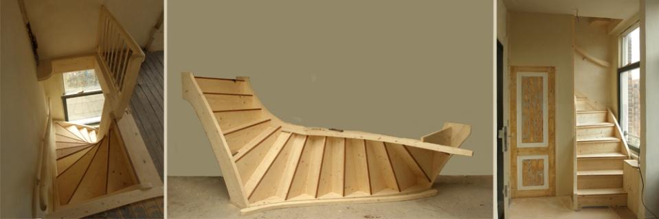 Fonkelnieuw 2 trappen | pim van den wijngaard RY-26